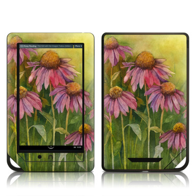 Barnes and Noble NOOK Tablet Skin - Prairie Coneflower