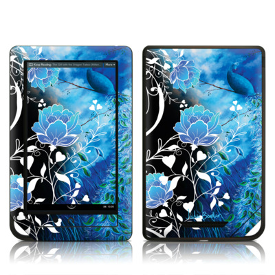 Barnes and Noble NOOK Tablet Skin - Peacock Sky