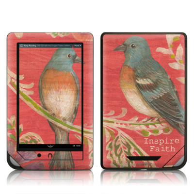Barnes and Noble NOOK Tablet Skin - Fresh Picked Fuschia