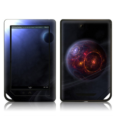 Barnes and Noble NOOK Tablet Skin - Phraxis
