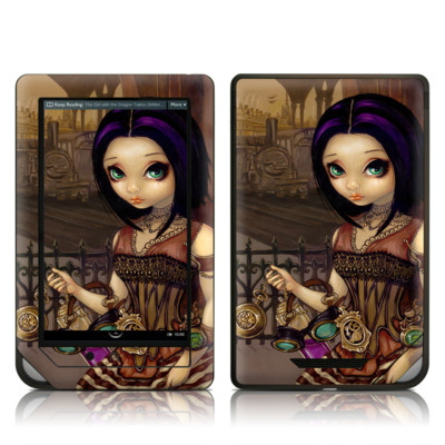 Barnes and Noble NOOK Tablet Skin - Poe