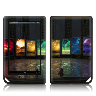 Barnes and Noble NOOK Tablet Skin - Portals