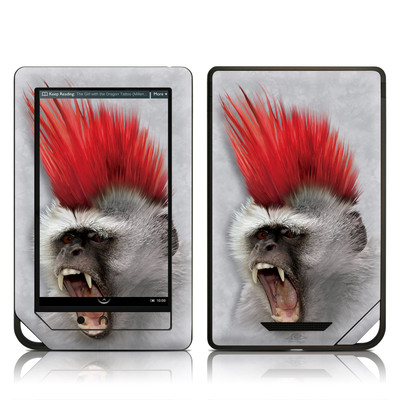 Barnes and Noble NOOK Tablet Skin - Punky