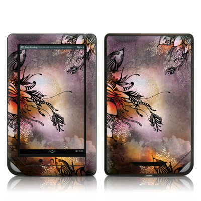Barnes and Noble NOOK Tablet Skin - Purple Rain