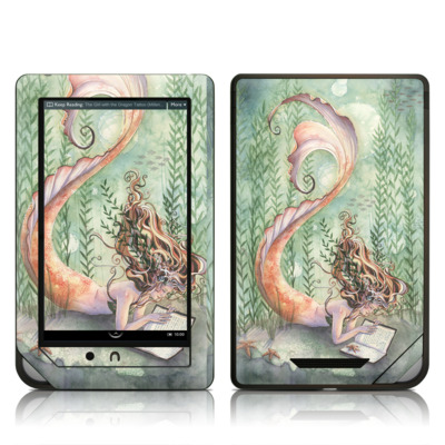 Barnes and Noble NOOK Tablet Skin - Quiet Time