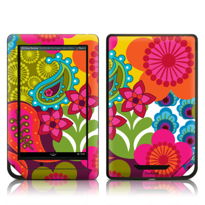 Barnes and Noble NOOK Tablet Skin - Raj