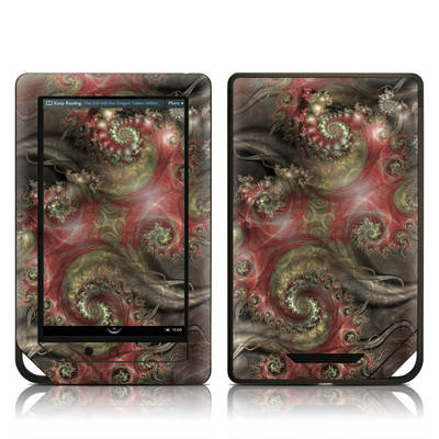 Barnes and Noble NOOK Tablet Skin - Reaching Out