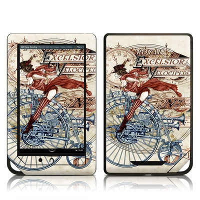 Barnes and Noble NOOK Tablet Skin - Royal Excelsior