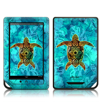 Barnes and Noble NOOK Tablet Skin - Sacred Honu