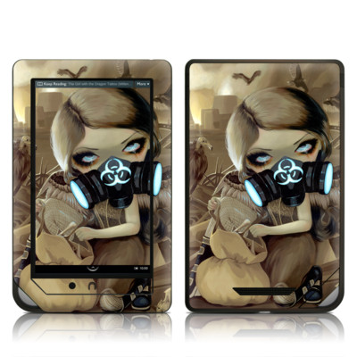 Barnes and Noble NOOK Tablet Skin - Scavengers
