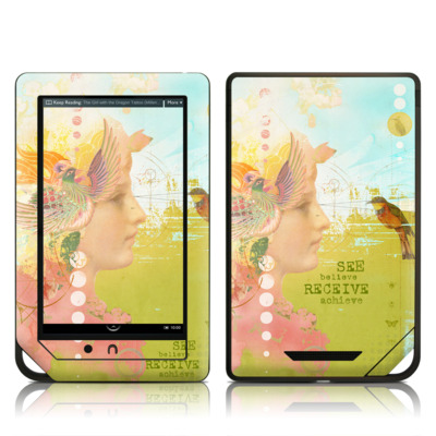 Barnes and Noble NOOK Tablet Skin - See Believe