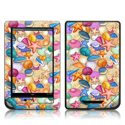Barnes and Noble NOOK Tablet Skin - Shells