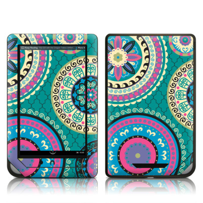 Barnes and Noble NOOK Tablet Skin - Silk Road