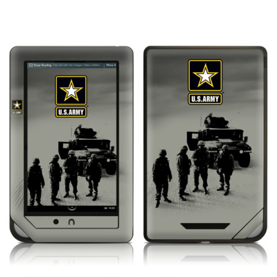 Barnes and Noble NOOK Tablet Skin - Soldiers All