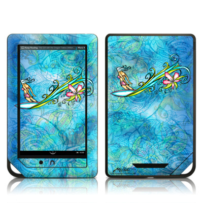 Barnes and Noble NOOK Tablet Skin - Soul Flow