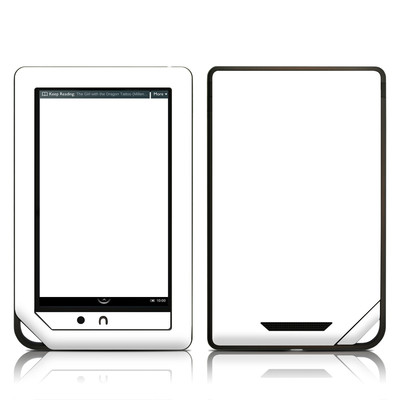 Barnes and Noble NOOK Tablet Skin - Solid State White