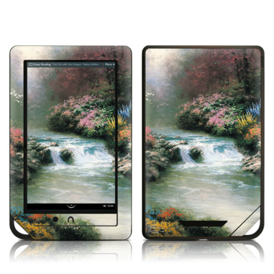 Barnes and Noble NOOK Tablet Skin - Beside Still Waters