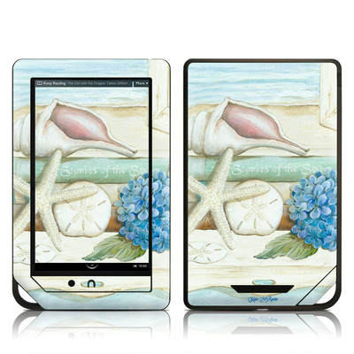 Barnes and Noble NOOK Tablet Skin - Stories of the Sea