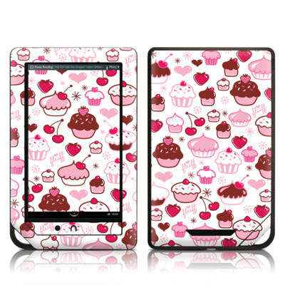 Barnes and Noble NOOK Tablet Skin - Sweet Shoppe
