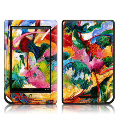 Barnes and Noble NOOK Tablet Skin - Tahiti