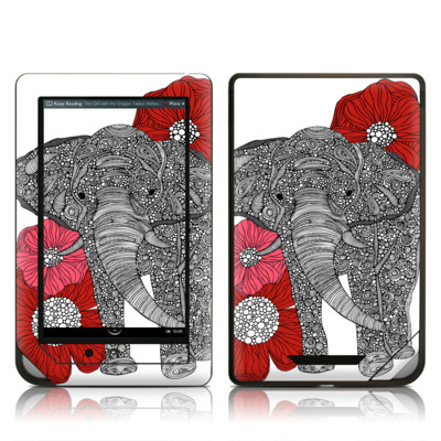 Barnes and Noble NOOK Tablet Skin - The Elephant