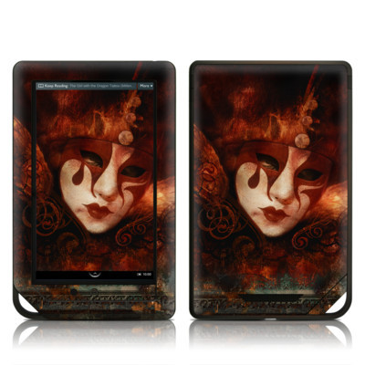 Barnes and Noble NOOK Tablet Skin - To Rise Above