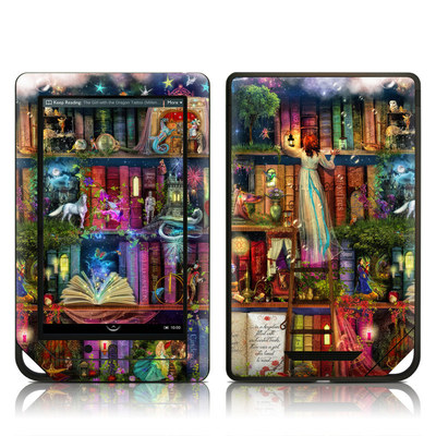 Barnes and Noble NOOK Tablet Skin - Treasure Hunt