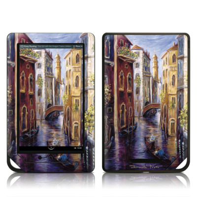 Barnes and Noble NOOK Tablet Skin - Venezia