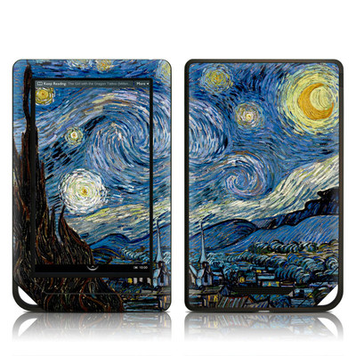 Barnes and Noble NOOK Tablet Skin - Starry Night