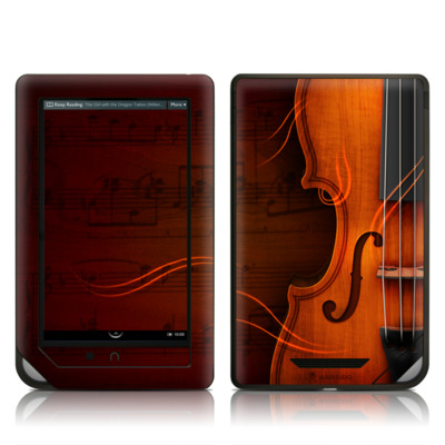 Barnes and Noble NOOK Tablet Skin - Violin