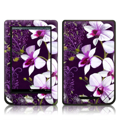Barnes and Noble NOOK Tablet Skin - Violet Worlds