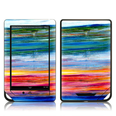 Barnes and Noble NOOK Tablet Skin - Waterfall
