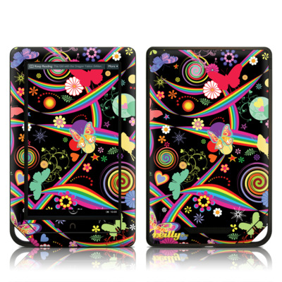Barnes and Noble NOOK Tablet Skin - Wonderland