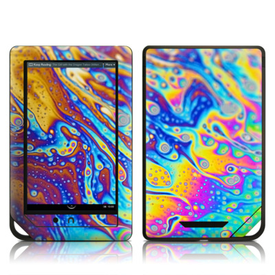 Barnes and Noble NOOK Tablet Skin - World of Soap