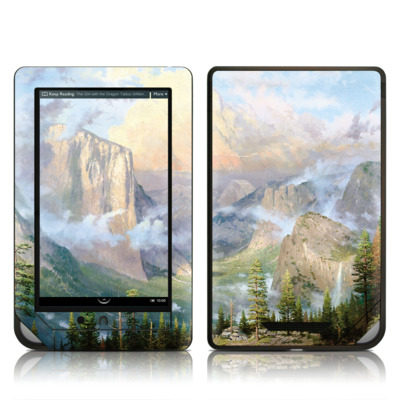 Barnes and Noble NOOK Tablet Skin - Yosemite Valley