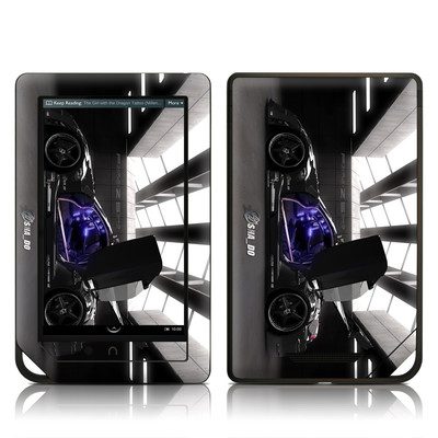 Barnes and Noble NOOK Tablet Skin - Z33 Dark