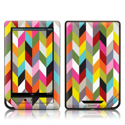 Barnes and Noble NOOK Tablet Skin - Ziggy Condensed