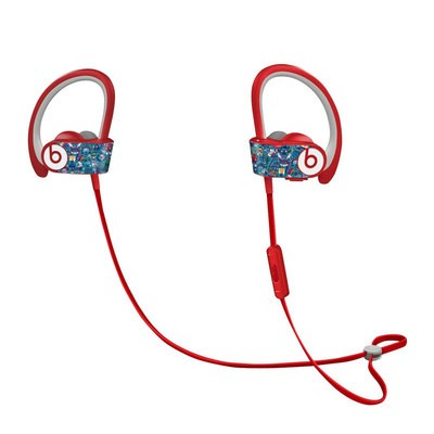 Beats Powerbeats2 Skin - Cosmic Ray