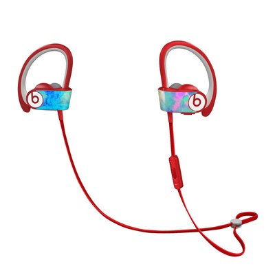 Beats Powerbeats2 Skin - Electrify Ice Blue