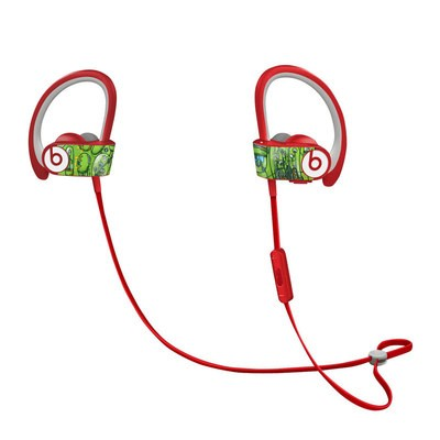 Beats Powerbeats2 Skin - The Hive