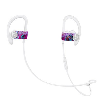 Beats Powerbeats3 Skin - Marbled Lustre