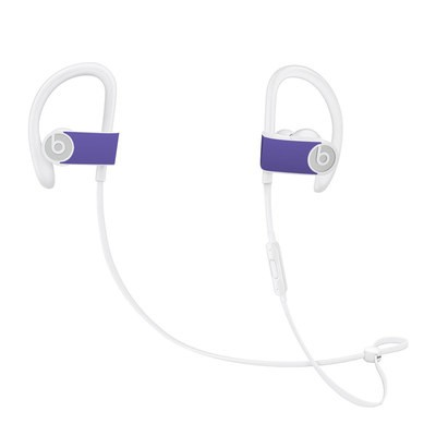 Beats Powerbeats3 Skin - Solid State Purple