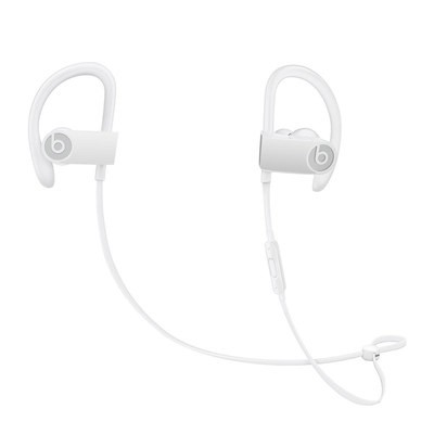Beats Powerbeats3 Skin - Solid State White