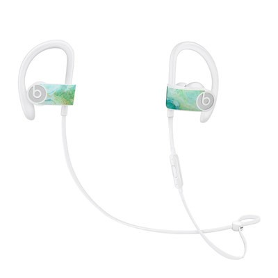 Beats Powerbeats3 Skin - Winter Marble