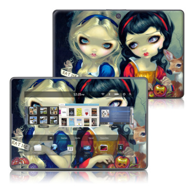 BlackBerry PlayBook Skin - Alice & Snow White