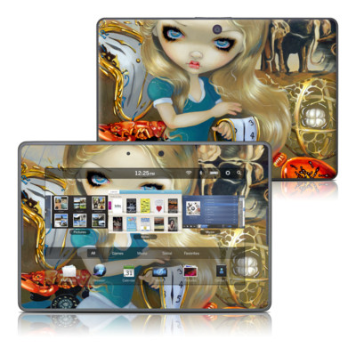 BlackBerry PlayBook Skin - Alice in a Dali Dream