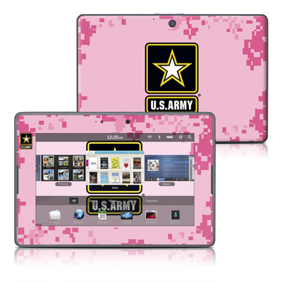 BlackBerry PlayBook Skin - Army Pink