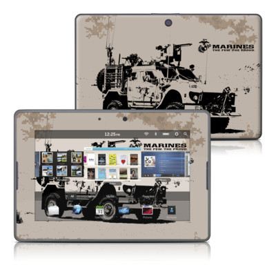BlackBerry PlayBook Skin - Artillery