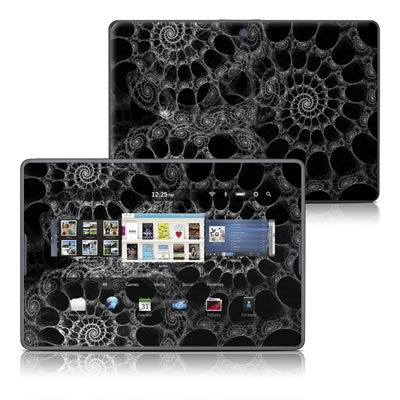 BlackBerry PlayBook Skin - Bicycle Chain