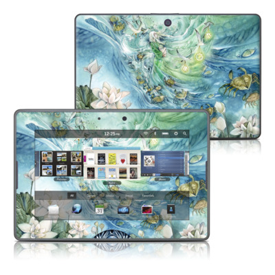 BlackBerry PlayBook Skin - Cancer